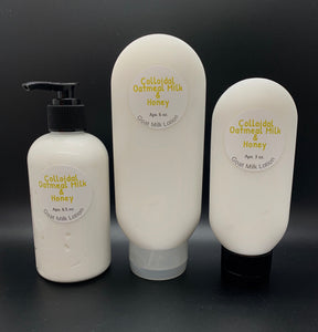 Colloidal Oatmeal Milk & Honey Lotion