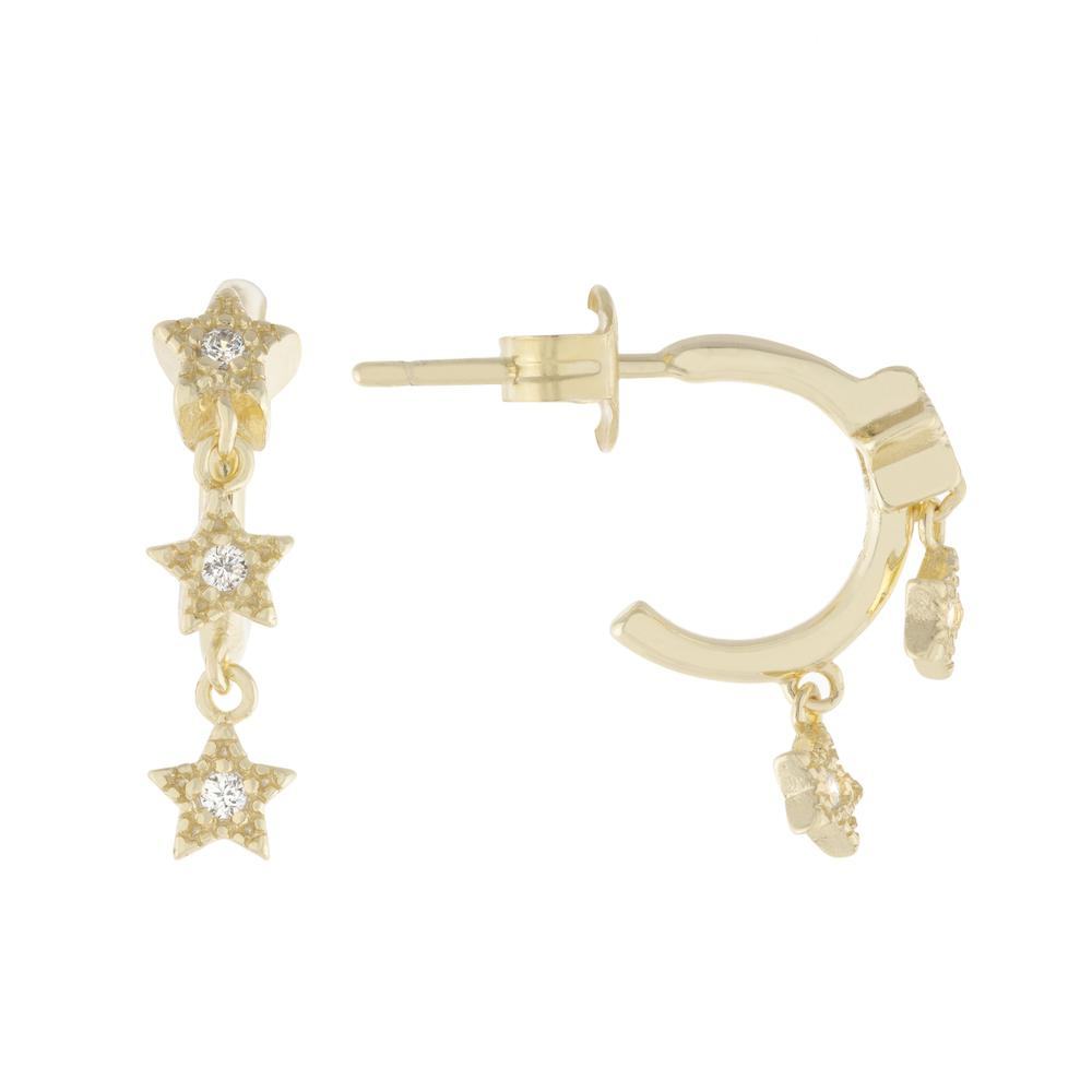 TRIPLE STAR HOOPS