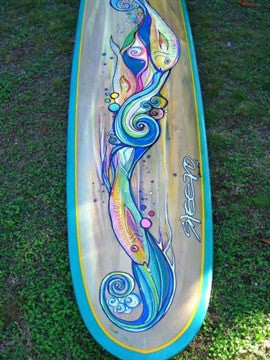 Fish Long Board