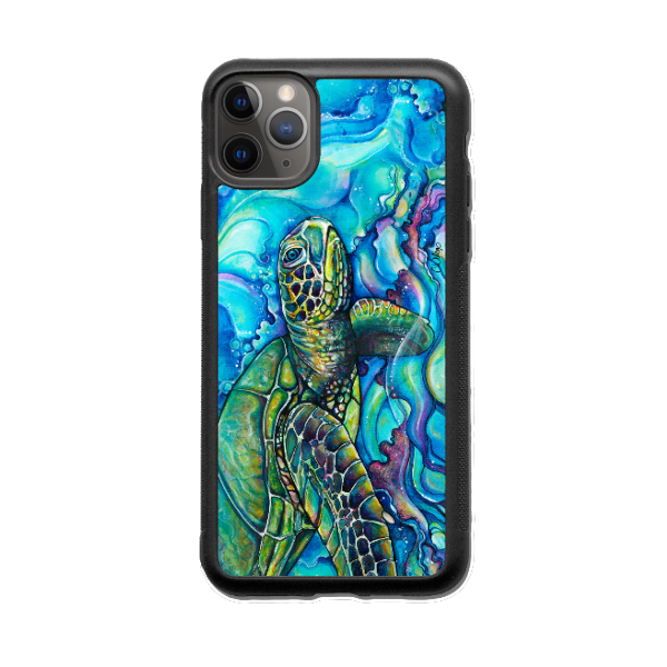 Honu Kai iPhone cases available in NEW 11, 11Pro, 11 Pro Max, Xr, Xs Max, Xs/X, 7/8 Plus, 7/8