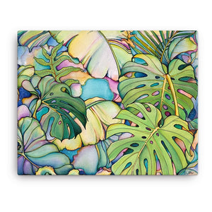 Island Oasis Giclee on Canvas (edition of 50)