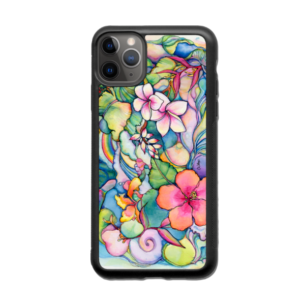 """Island Style""  iPhone cases available in NEW 11, 11Pro, 11Pro Max Xr, Xs Max, Xs/X, 7/8 Plus, 7/8"