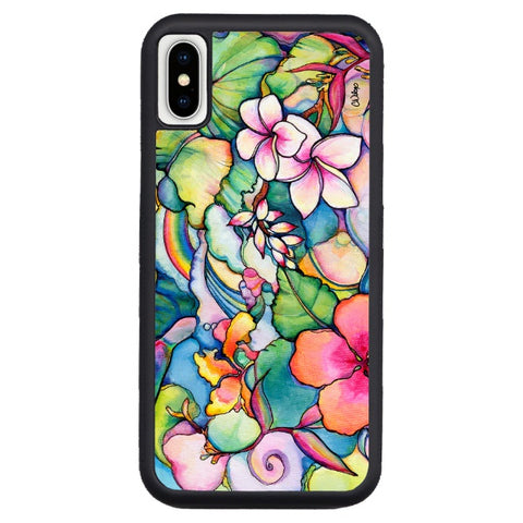 """Island Style""  iPhone cases available in NEW Xs Max, Xs/X, 7/8 Plus, 7/8"