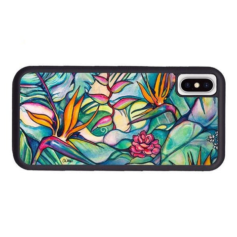 """Jungle Wild"" phone cases available in NEW iPhone X! iPhone 8, 8+, 7, 7+, 6, 6s, 6+,"