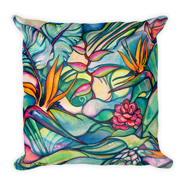 Jungle Wild Pillow