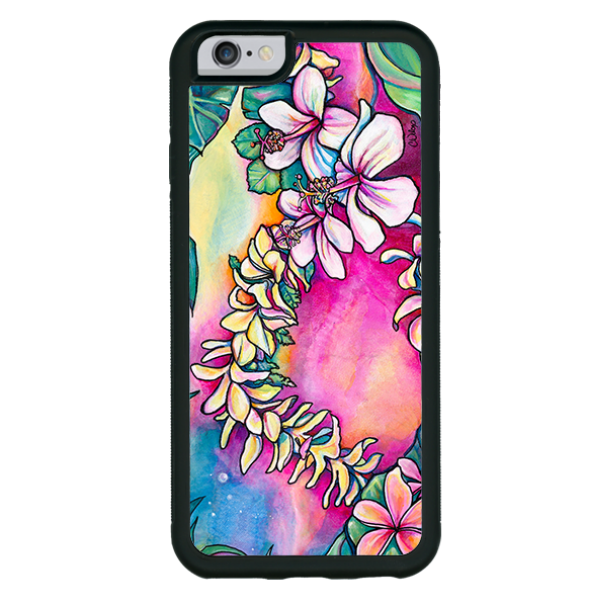 """Na Lei"" iPhone cases available in NEW Xs Max, Xs/X, 7/8 Plus, 7/8"