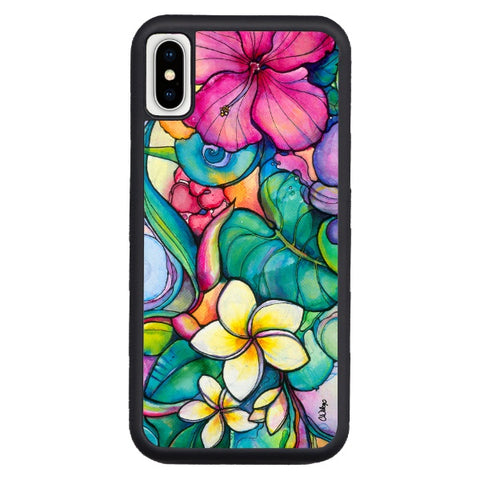 """Paradise ""  phone cases available in NEW iPhone X! iPhone 8, 8+, 7, 7+, 6, 6s, 6+,"