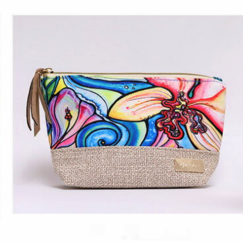 NEW LIMITED ITEM! Tropic Pouch