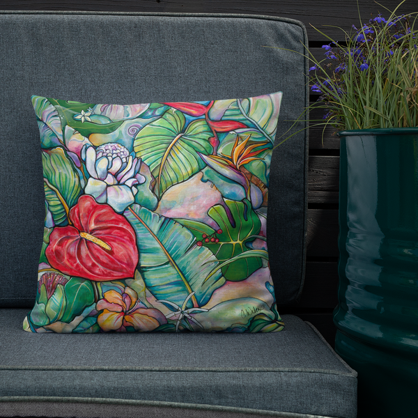 NEW- Botanical Premium Pillow
