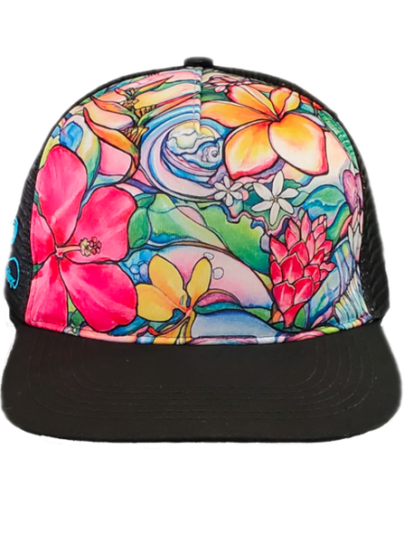 *NEW*-Jubilee Aloha Trucker Hat