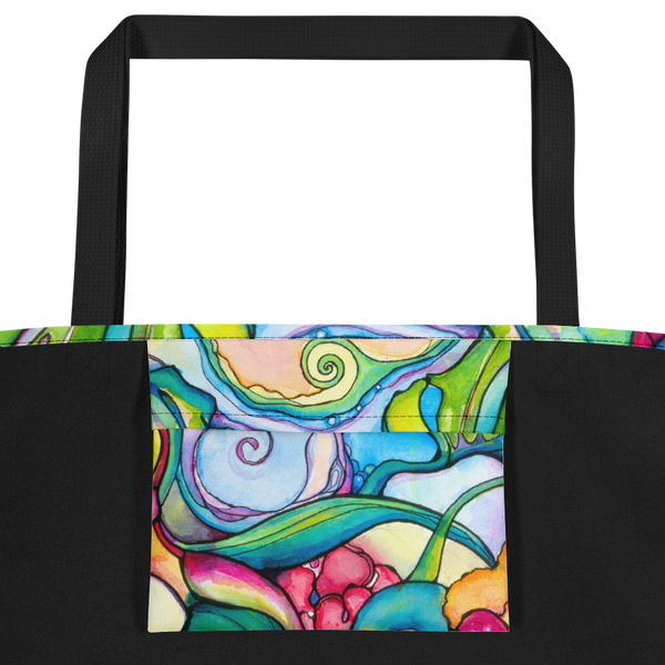 NEW & IMPROVED- Paradise Beach Tote