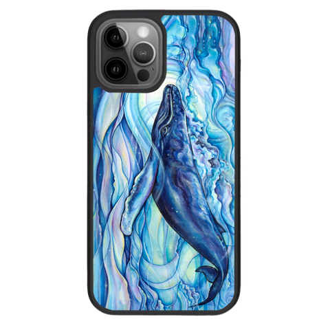 """Mystic Blue""  iPhone cases available in 12/12Pro, 12Pro Max, 11, 11 Pro, 11 Pro Max, Xs Max, Xs/X"