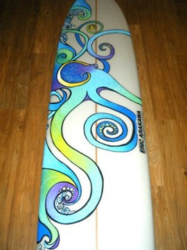 Octopus Long Board