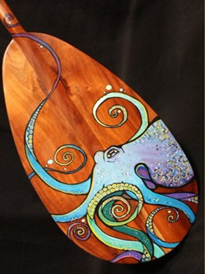 Koa Wood Paddle Portfolio- Click to see more examples