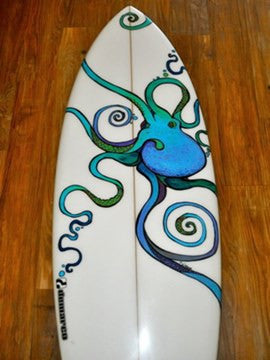 Octopus  Shortboard