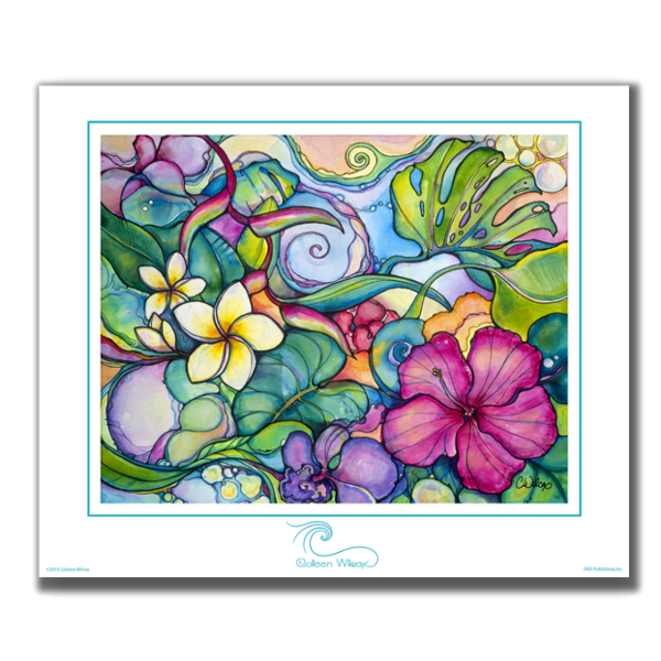 Paradise - Unmatted Print