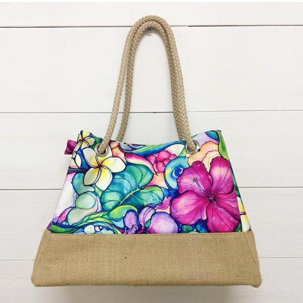 Paradise Rope Tote