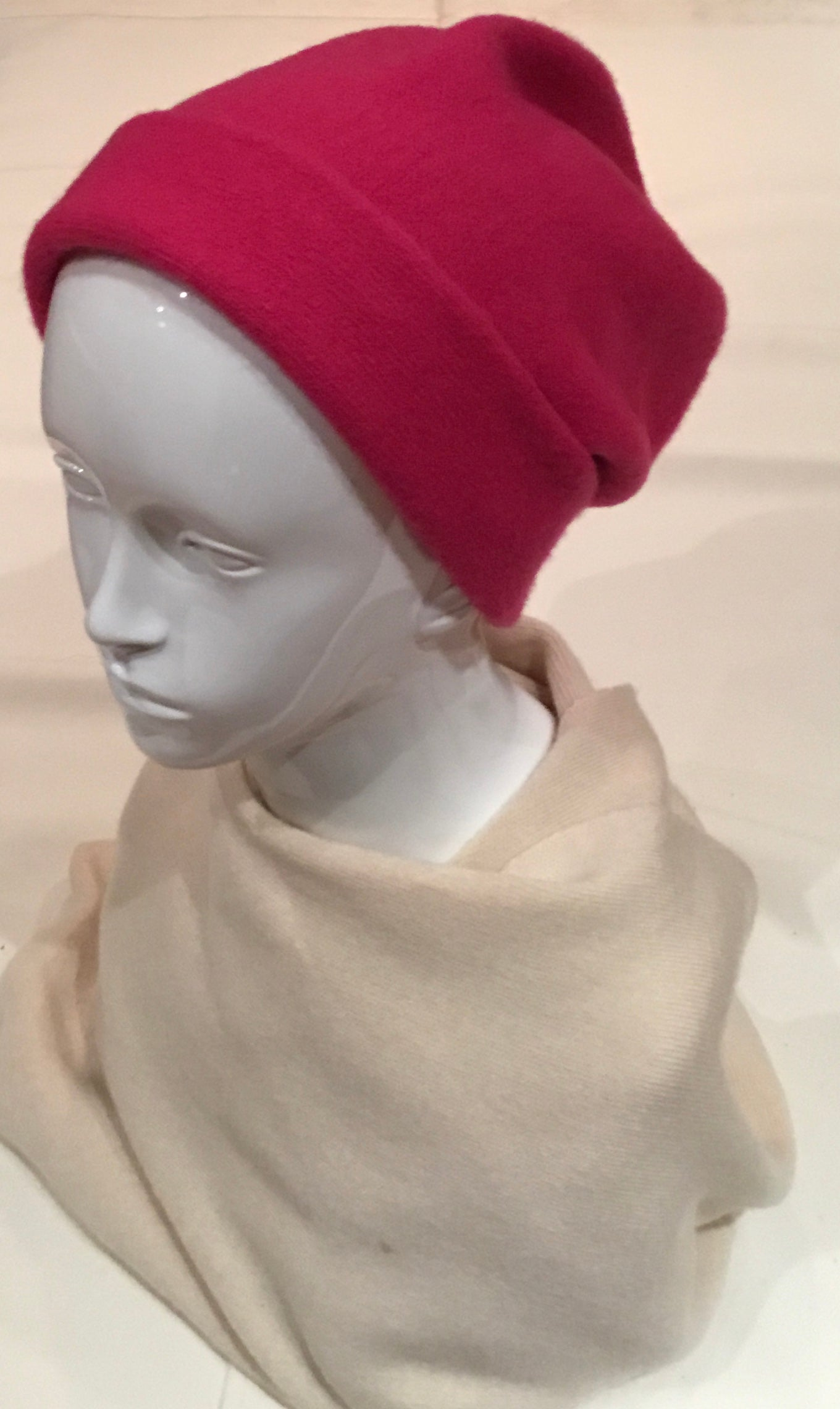 Hot Pink Kopke Hat