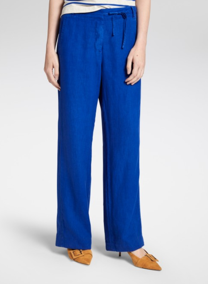 Casual Linen Trousers
