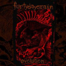 "Load image into Gallery viewer, Forty Days Rain ""Evolution"" Cassette"