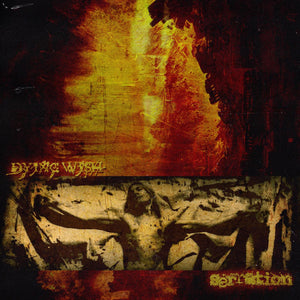 "Dying Wish / Serration Split 12"" Vinyl"