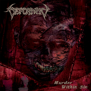 "Deformity ""Murder Within Sin"" CD"
