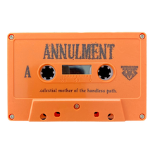 "Load image into Gallery viewer, Annulment ""Celestial Mother Of The Handless Path"" Cassette"