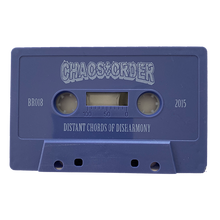 "Load image into Gallery viewer, Chaos Order ""Distant Chords Of Disharmony"" Cassette"
