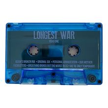 "Load image into Gallery viewer, Longest War ""Year One"" Cassette"