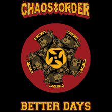 "Load image into Gallery viewer, Chaos Order / Better Days ""Split EP"" Cassette"