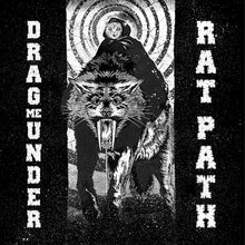 "Load image into Gallery viewer, Drag Me Under / Rat Path ""Split"" 12"" Vinyl"
