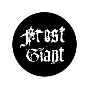 "Frost Giant ""Logo"" Button"