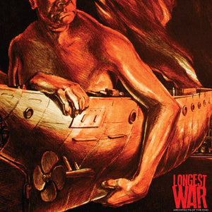 "Longest War ""Architects Of The End"" CD"