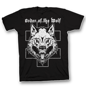 "Chaos Order / Werewolf Congress ""Order of the Wolf"" Tshirt"