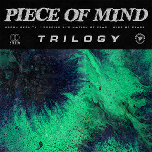 "Piece Of Mind ""Trilogy"" 12"" Vinyl"
