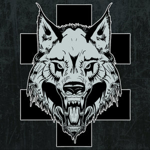 "Chaos Order / Werewolf Congress ""Order of the Wolf"" 7"" Vinyl"