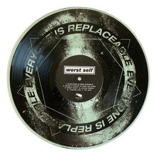 "Load image into Gallery viewer, Worst Self ""Everyone is Replaceable"" 12"" Vinyl"