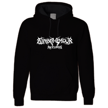 "Load image into Gallery viewer, Blasphemour Records ""EFR Dagger"" Hoodie"