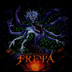 "Freya ""Paragon Of The Crucible"" CD"