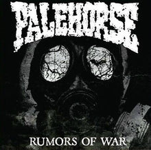 "Load image into Gallery viewer, Palehorse ""Rumors Of War"" 7"" Vinyl"