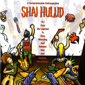 "Shai Hulud ""A Comprehensive Retrospective"" CD"