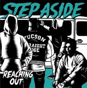 "Step Aside ""Reaching Out"" 7"" Vinyl"