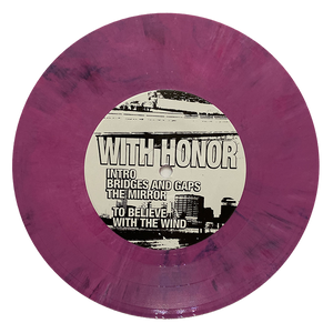 "With Honor ""With Honor"" 7"" Vinyl"