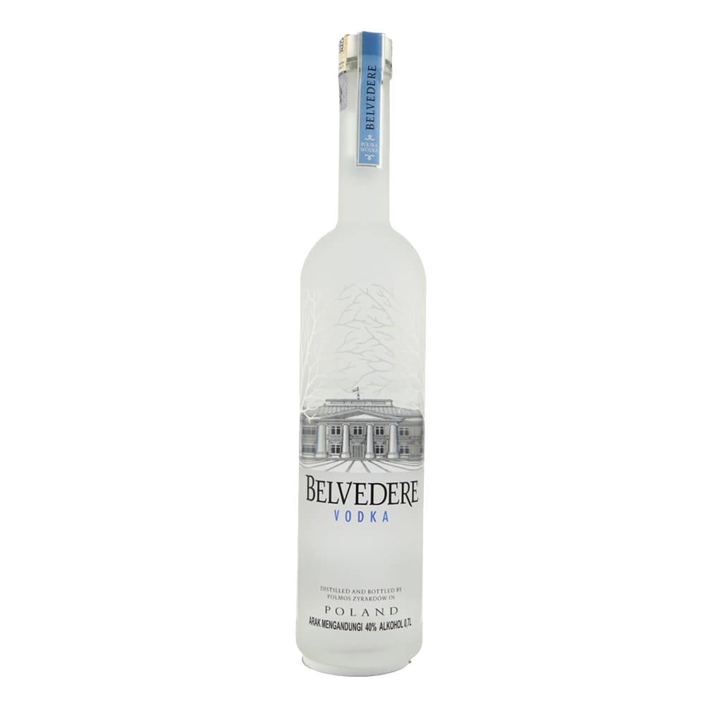 Belvedere Pure Vodka (700ml)