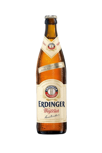 "Erdinger Weissbier ""With Fine Yeast"" (12 x 500ml Bottles)"