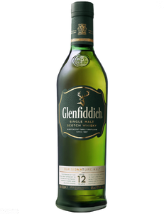 Glenfiddich 12 Year Old (700ml)