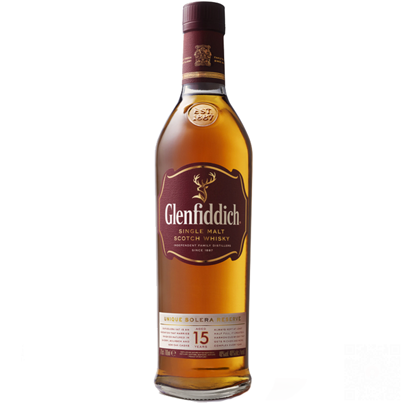 Glenfiddich 15 Year Old (700ml)
