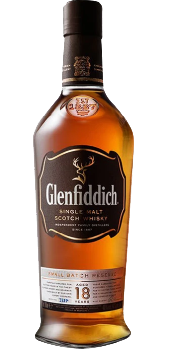 Glenfiddich 18 Year Old (700ml)