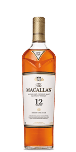 Macallan 12 Year  Sherry Oak Cask (700ml)