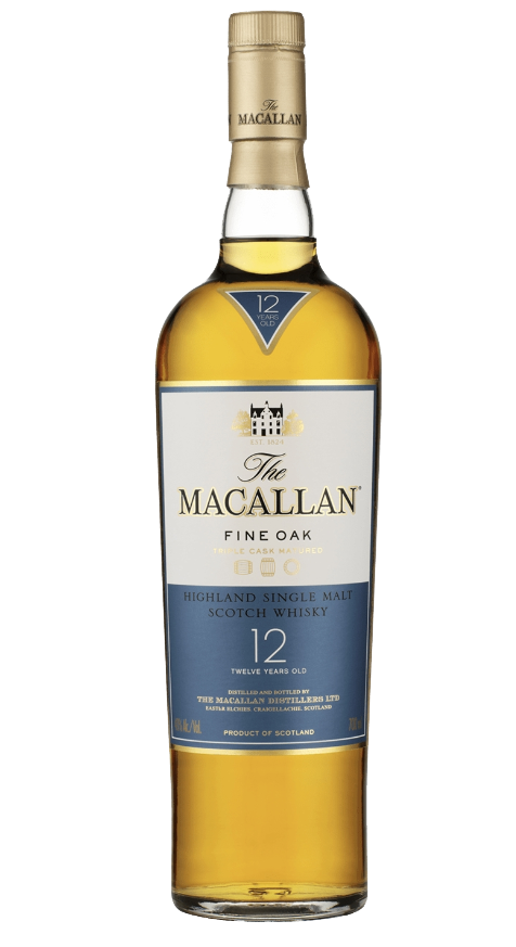 Macallan 12 Year Old Fine Oak (700ml)